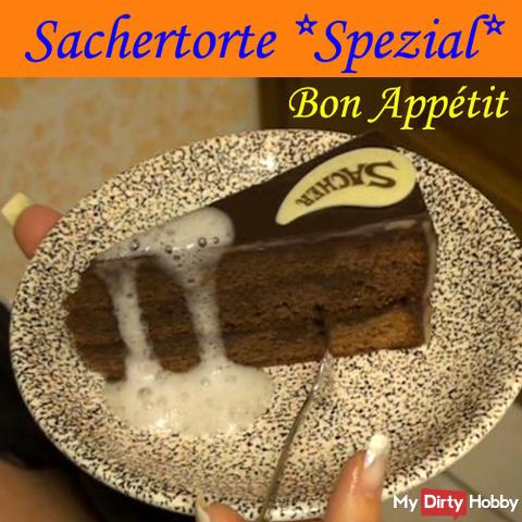Sachertorte *Spezial*    ~ Bon Appétit ~ SPERM