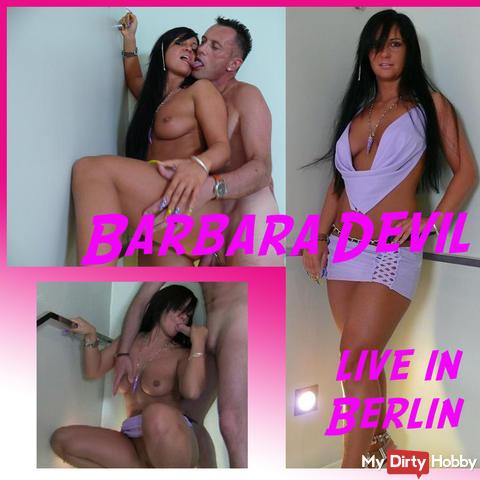 Barbara rockt Berlin