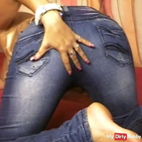 Fetishes-jeans