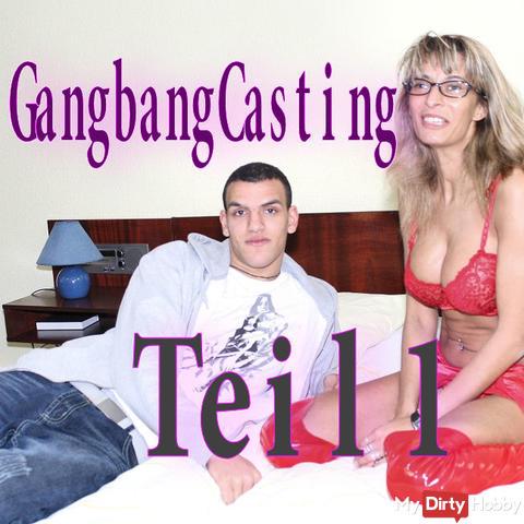 Gangbang Casting Part1