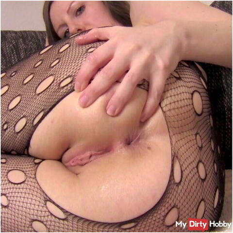 Squirt my tight asshole