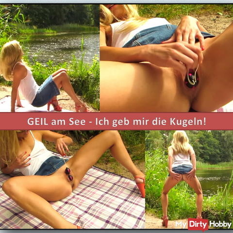 Geil am See - I'll give me the balls!