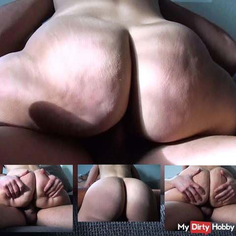 Teen with great ass rides cock Bubble Butt wants orgasm