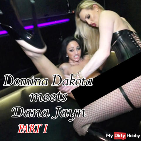Domina Dakota ba*gt p*rnbabe Dana Jayn Part I