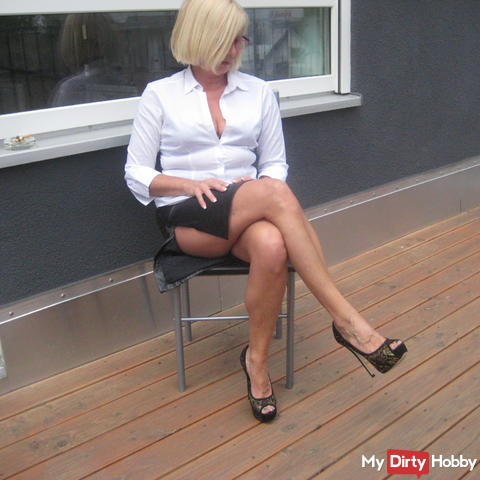 The perfect secretary