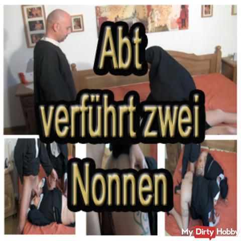 Abbot seduced two nuns