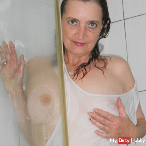 so hot in the shower