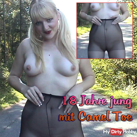 On the Street, Strumhose und Cameltoe