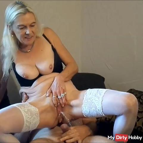 Violently hot cock Pissed !!!