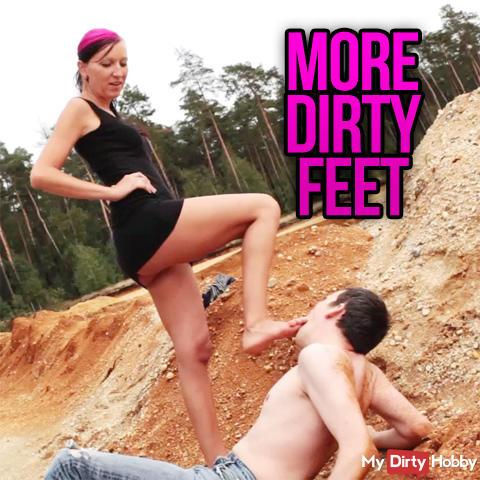 Dirty feet 2