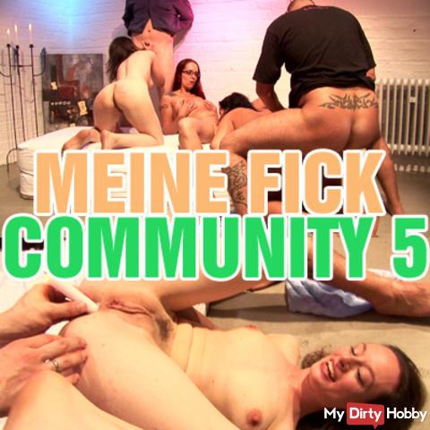 Got the Community V - Analspiele