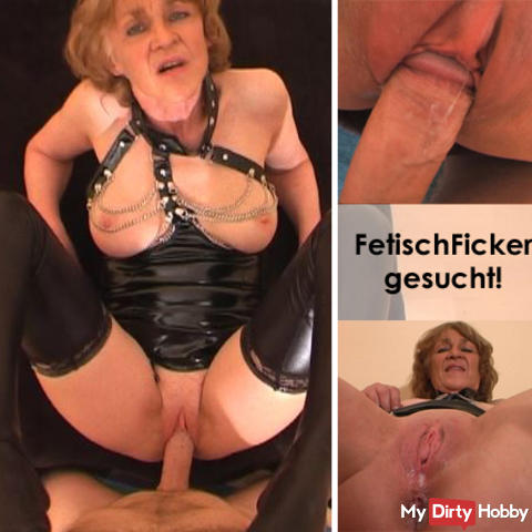 Mature Rita seeks fetish fucker for Realtreff!