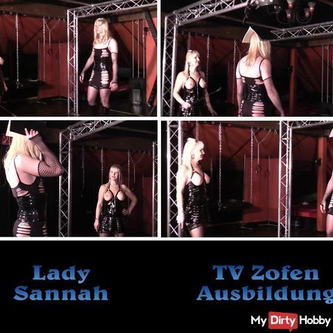 TV Maid Training