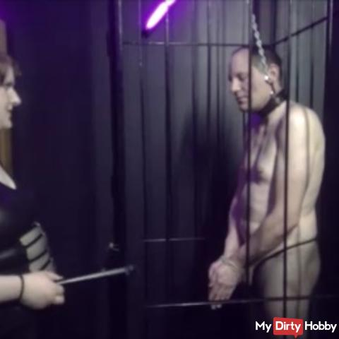 Caught and enslaved part 6