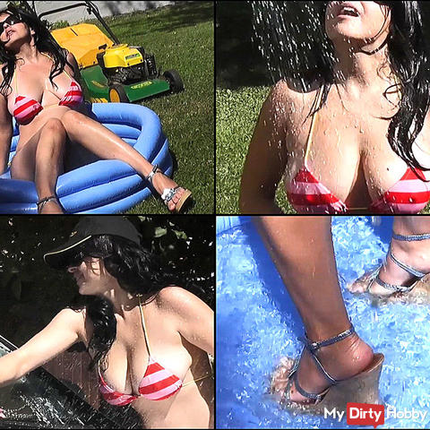 Car Wash, Tits & Cumshots (1)