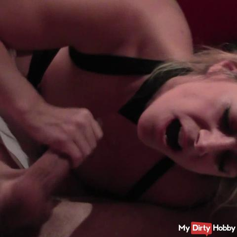 user licks me I bubble cum and he squirts off