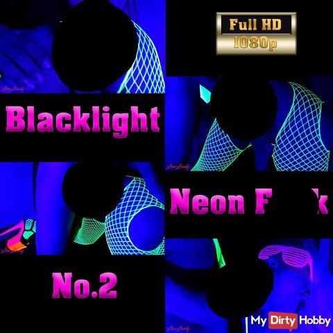 Blacklight Neon fu*k Part 2 - mehr Neon!