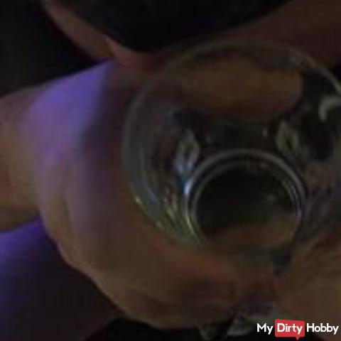 Ass fuck Webcam Session Part 4/4 Sperm Cocktail