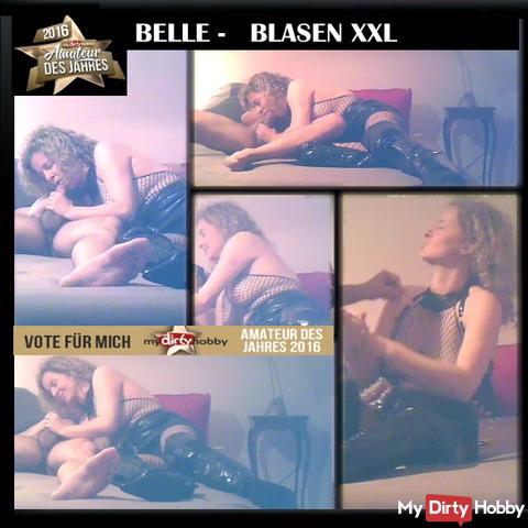 Belle BUBBLE XXL