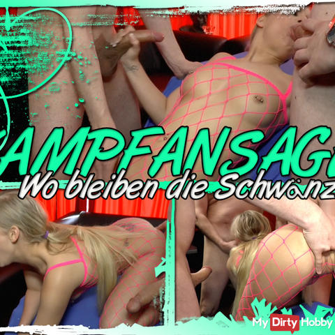KAMPFANSAGE - Where are the TAILS?