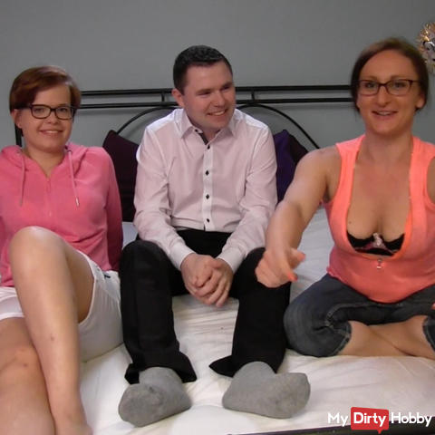 18 Geb. threesome with user !!!! INCONCEIVABLY!!!