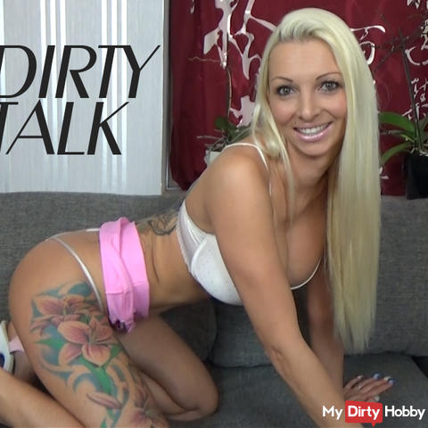 Jerk your hard cock with me !! Dirty Talk