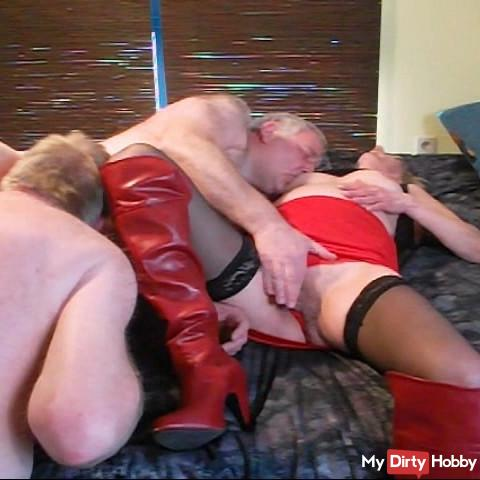 Heinz spoils horny Bea