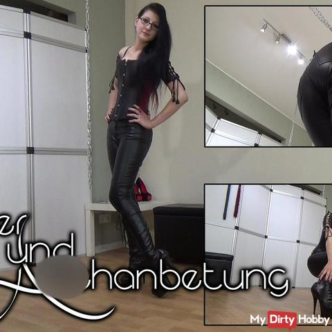 Leder- & ars**anbetung - Leather and Ass Worship