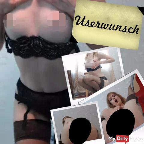Userwunsch