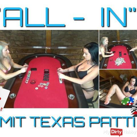 ALL-IN mit TexasPatti!