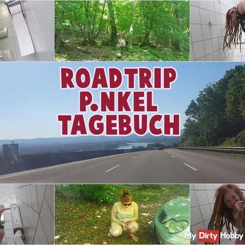 Best of: Roadtrip pin**l-Tagebuch