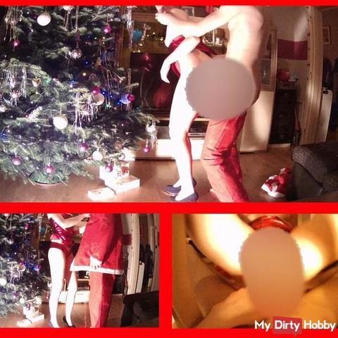 Weihnachtliches Gefi**e !!!