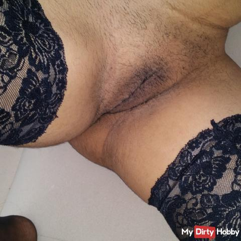Turkish woman with hairy pussy