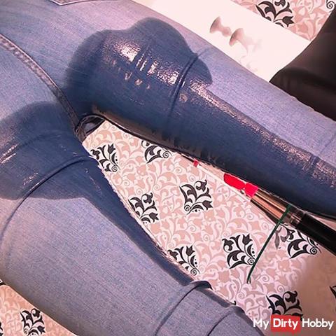 Userwunsch: Jeans Piss