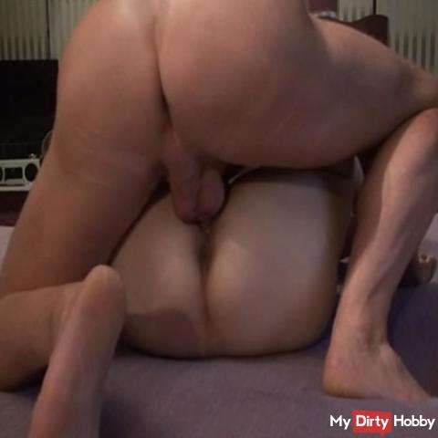 Asia fucking in mirrow room