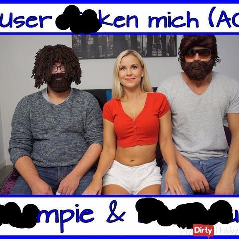 2 User fi**en mich (AO) und besamen mich
