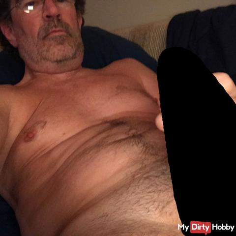 Doug Stratemeyer Nude Stroking his Erect Penis