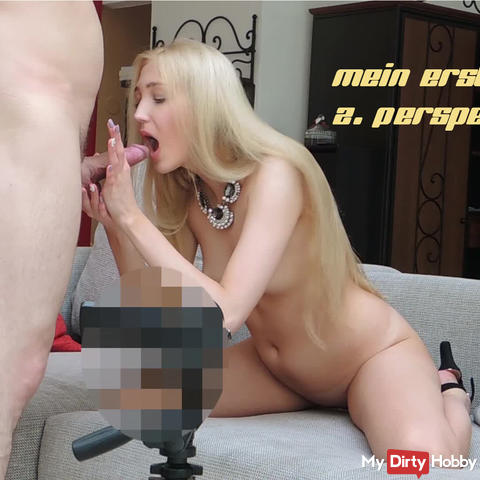 My first blowjob - 2nd Perspective