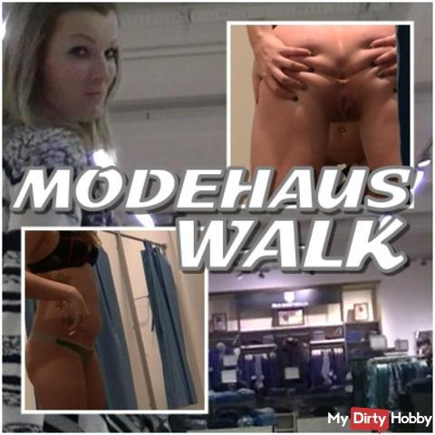 WALK in MODEHAUS