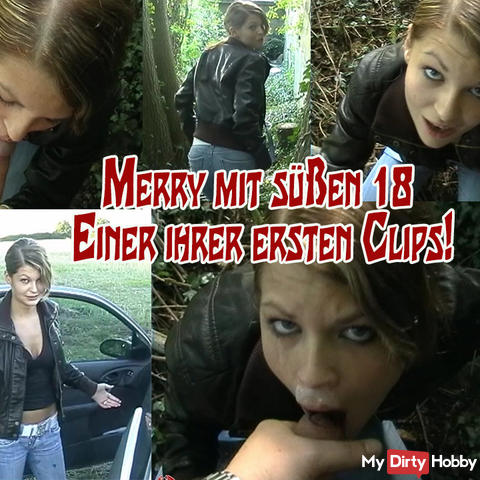 Merry sweet 18 - One of her first clip