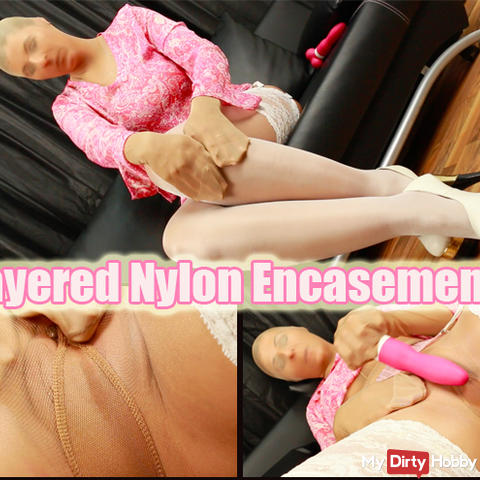 Layered Nylon Encasement