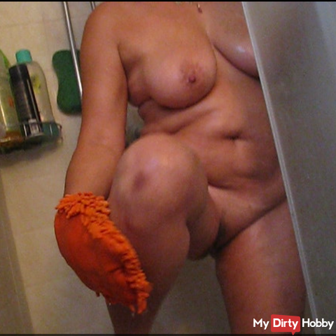 Shower......