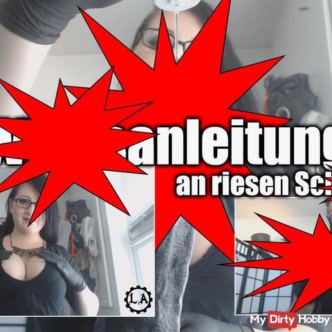 wi**sanleitung an riesen schw**z