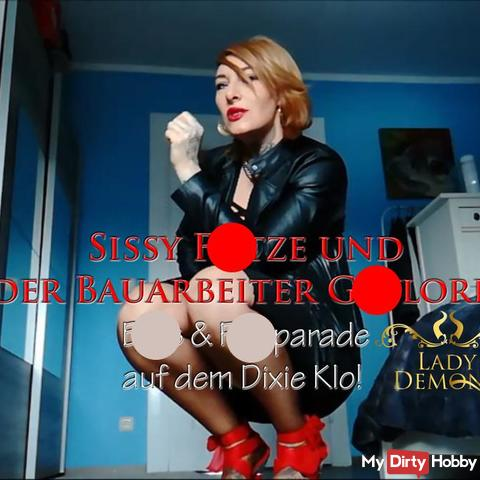 Sissy fo**e und der Bauarbeiter Gaylord   | by Lady_Demona