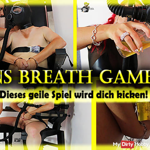 NS BREATH GAMES! This dirty game kicks you!