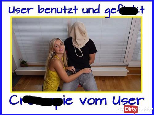 User gefangen genommen und Gefi**t…