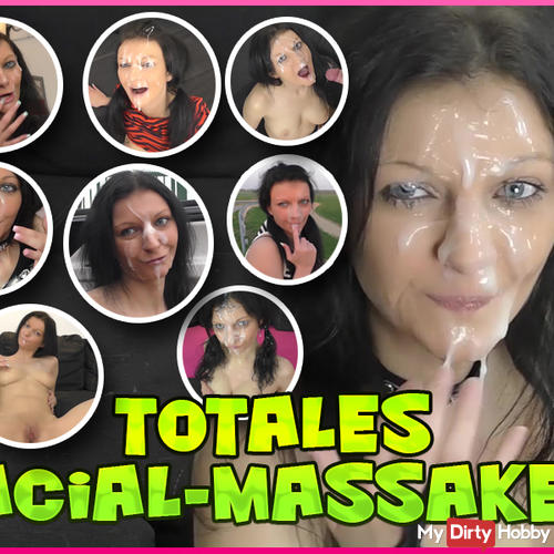 "Best Of ""Totales Facial-Massaker - 20 Hardcore Spermaduschen"""