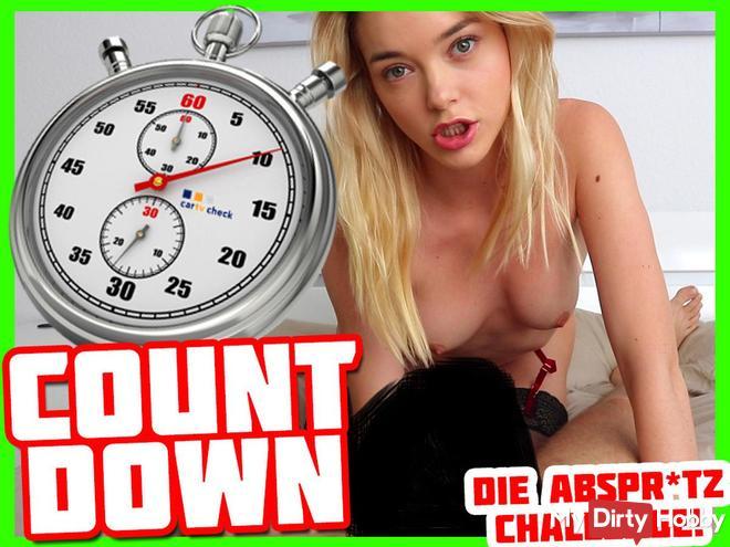COUNTDOWN Challenge - Dirty-Talk wi**sanleitung | Anny Aurora
