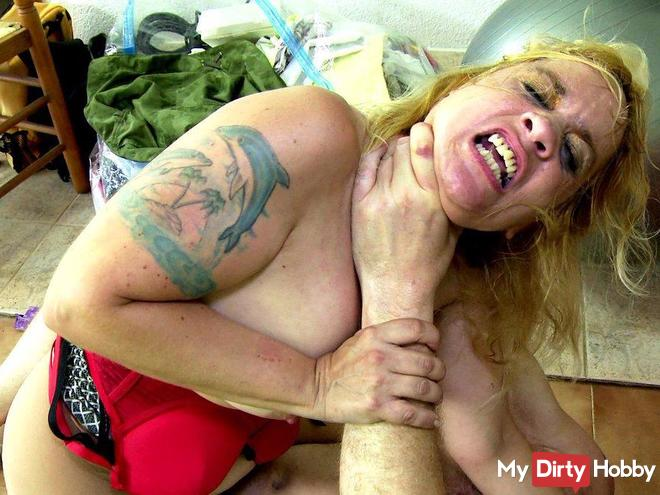 Nasty Spanish Milf job interview turns into some good ass fu*king