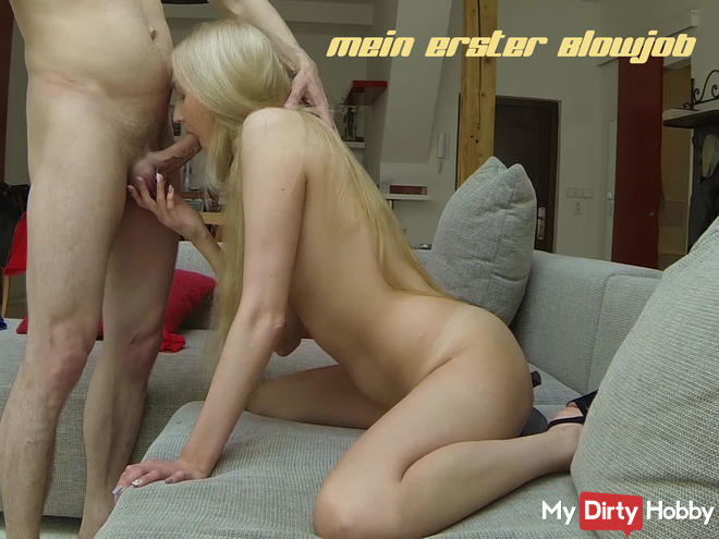 My first blowjob